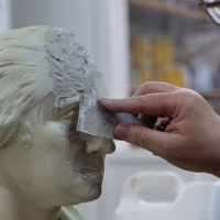 George Washington Bust Restoration