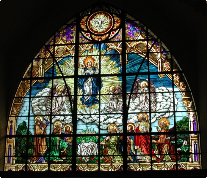 Heritage Assumption Window