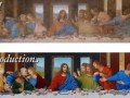 The Last Supper Replica