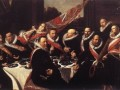 Painting of Officers of Saint George