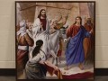 Jesus's Entrance into Jerusalem Oil Painting