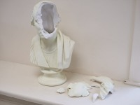 Rebuilding a Broken Bust - George Washington