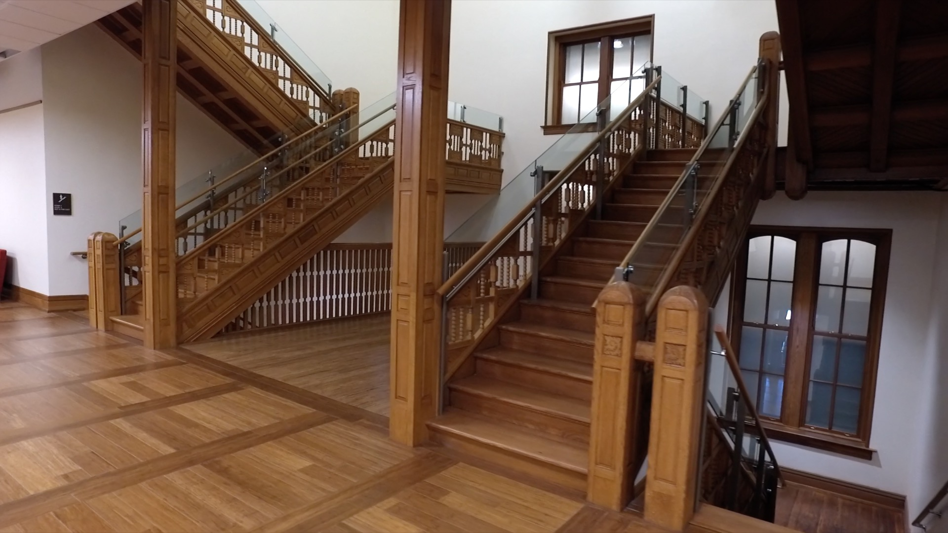 Mobile Header Image of Staircase